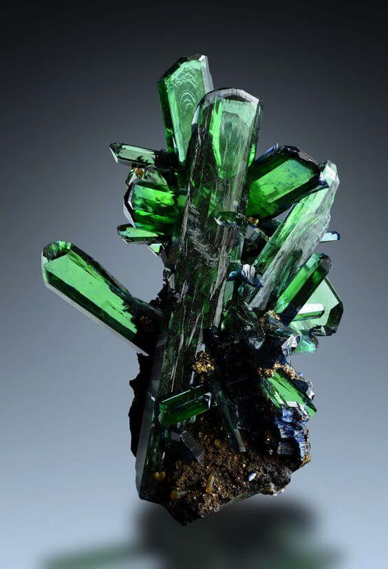 кристалы фосфатов